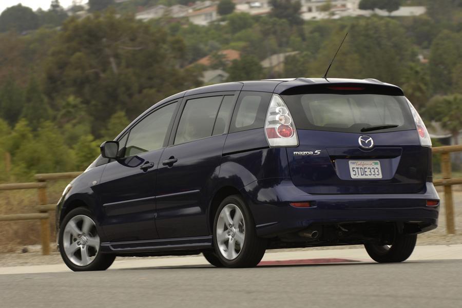 2008 Mazda Mazda5 Reviews Specs And Prices Cars Com
