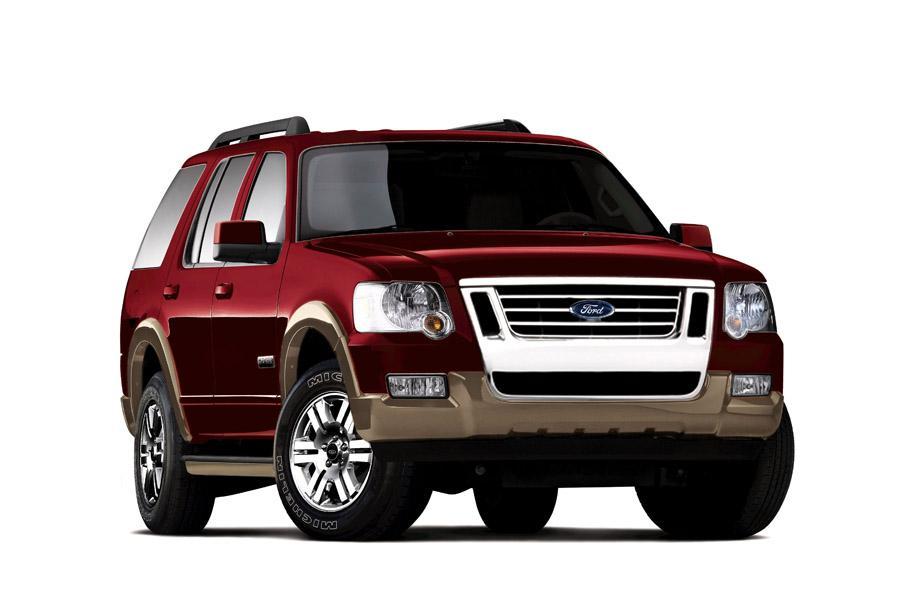 1998 Ford Explorer Xlt >> 2008 Ford Explorer Reviews, Specs and Prices | Cars.com