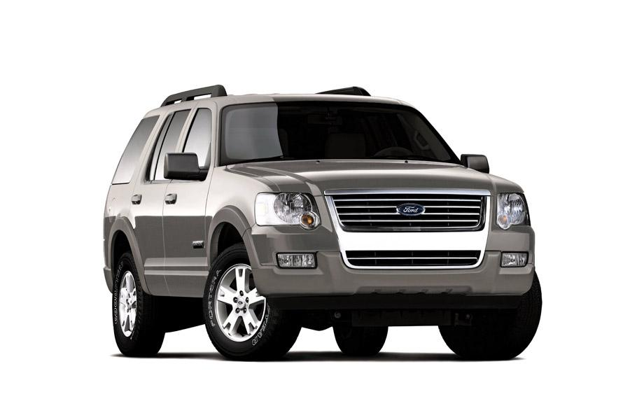2008 Ford Explorer Reviews Specs And Prices Cars Com