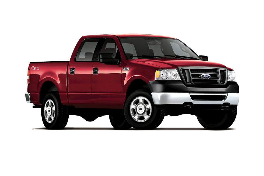 2008 ford f150 reviews specs and prices. Black Bedroom Furniture Sets. Home Design Ideas