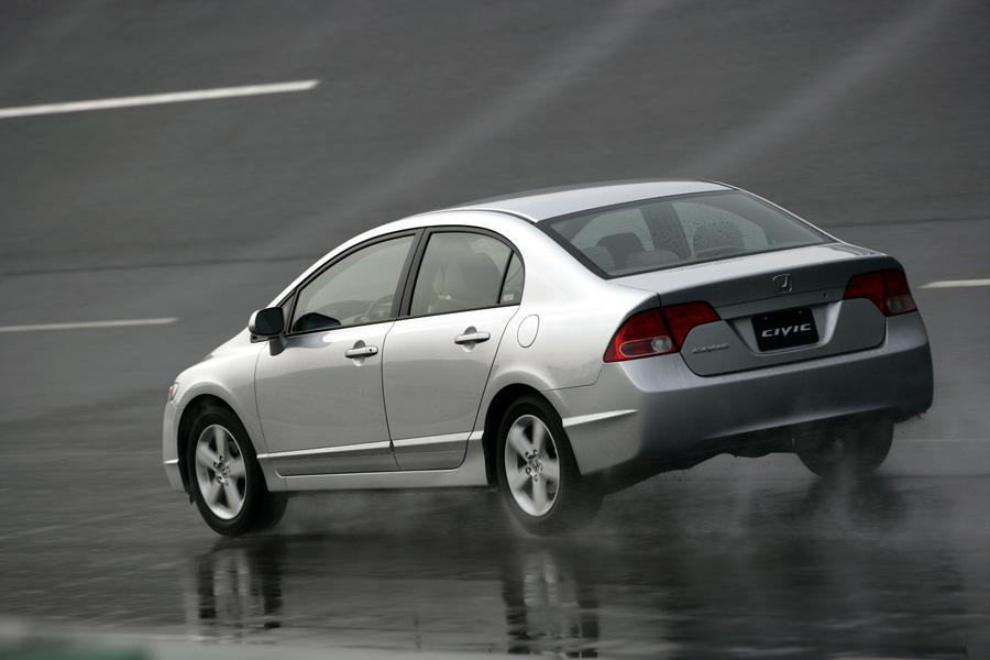 2008 Honda Civic Reviews Specs And Prices Cars Com