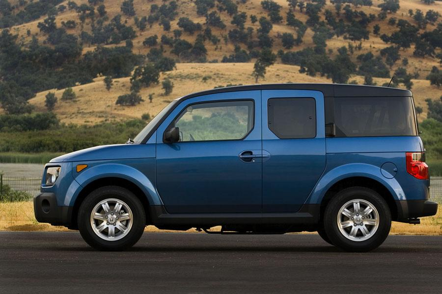 2008 honda element reviews specs and prices for Honda element dimensions