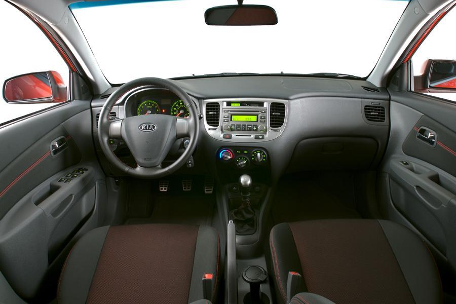 2008 Kia Rio Reviews, Specs and Prices | Cars.com
