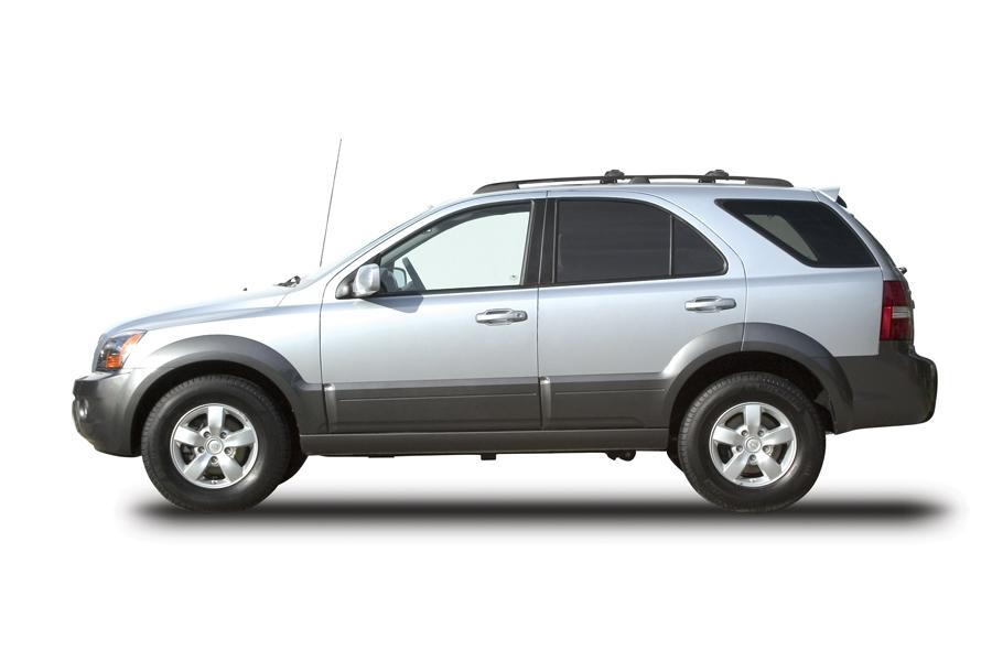 2008 Kia Sorento Specs Pictures Trims Colors Cars Com