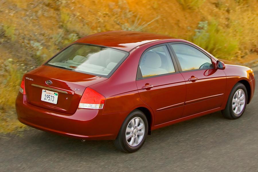 Car Repair Estimate >> 2008 Kia Spectra Specs, Pictures, Trims, Colors || Cars.com