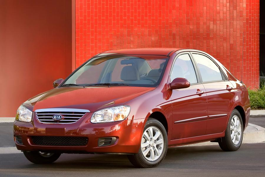 2008 kia spectra specs pictures trims colors for Kia motor finance payoff