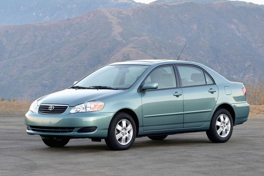 2008 toyota corolla reviews specs and prices. Black Bedroom Furniture Sets. Home Design Ideas