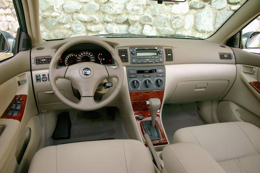 2008 Toyota Corolla Reviews Specs And Prices Cars Com