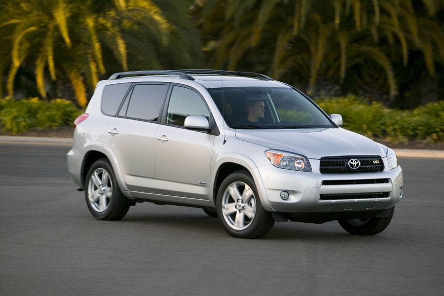 2008 Toyota RAV4 Reviews, Specs and Prices | Cars.com
