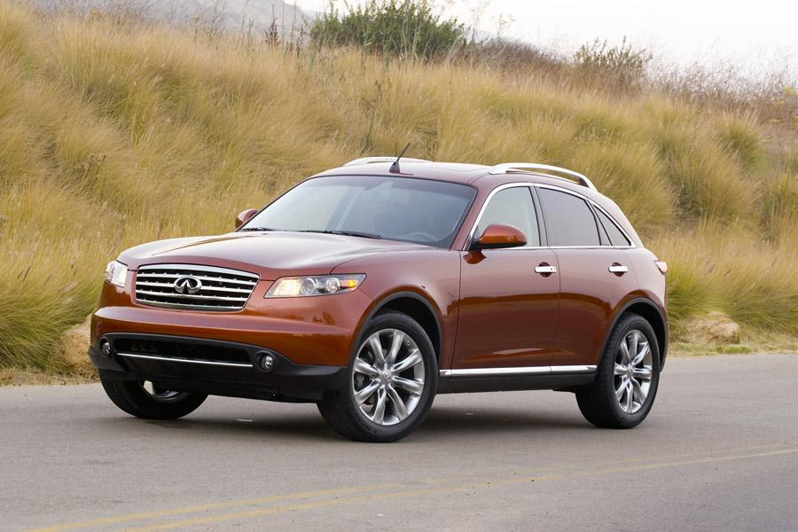 2008 INFINITI FX35 Reviews, Specs and Prices | Cars.com