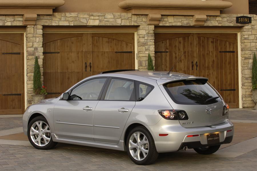 2008 Mazda Mazda3 Reviews Specs And Prices Cars Com