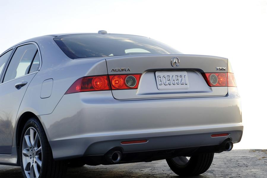 2008 Acura Tsx Reviews Specs And Prices Cars Com