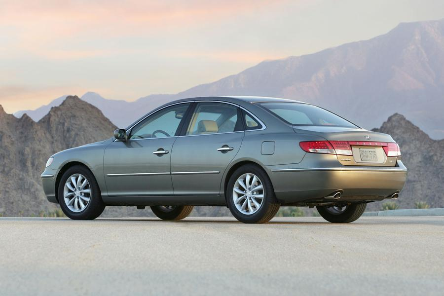 2008 Hyundai Azera Reviews Specs And Prices Cars Com