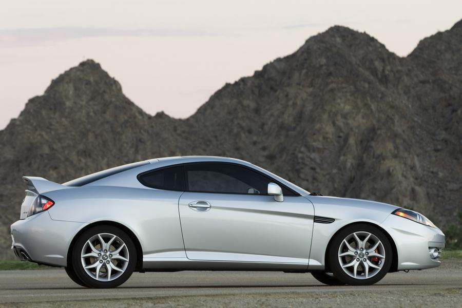 2008 Hyundai Tiburon Reviews Specs And Prices Cars Com