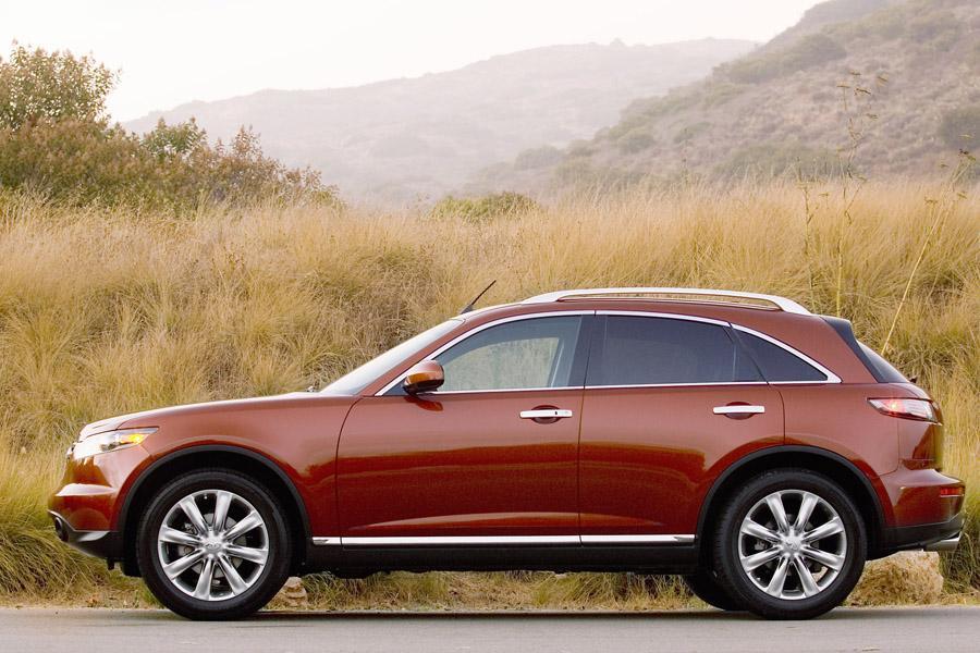 2008 INFINITI FX45 Reviews, Specs and Prices | Cars.com
