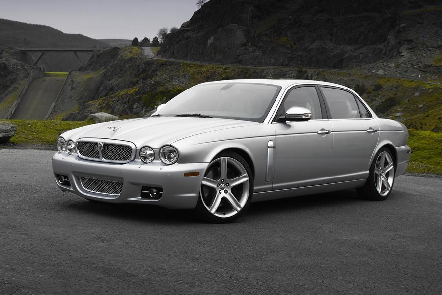 2008 Jaguar Xj8 Reviews Specs And Prices Cars Com