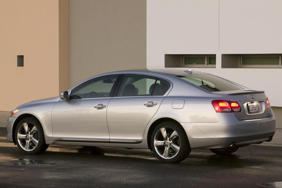 2008 Lexus GS 350 Reviews Specs And Prices