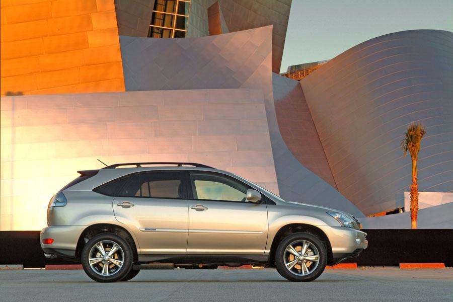 2008 lexus rx 400h reviews specs and prices. Black Bedroom Furniture Sets. Home Design Ideas