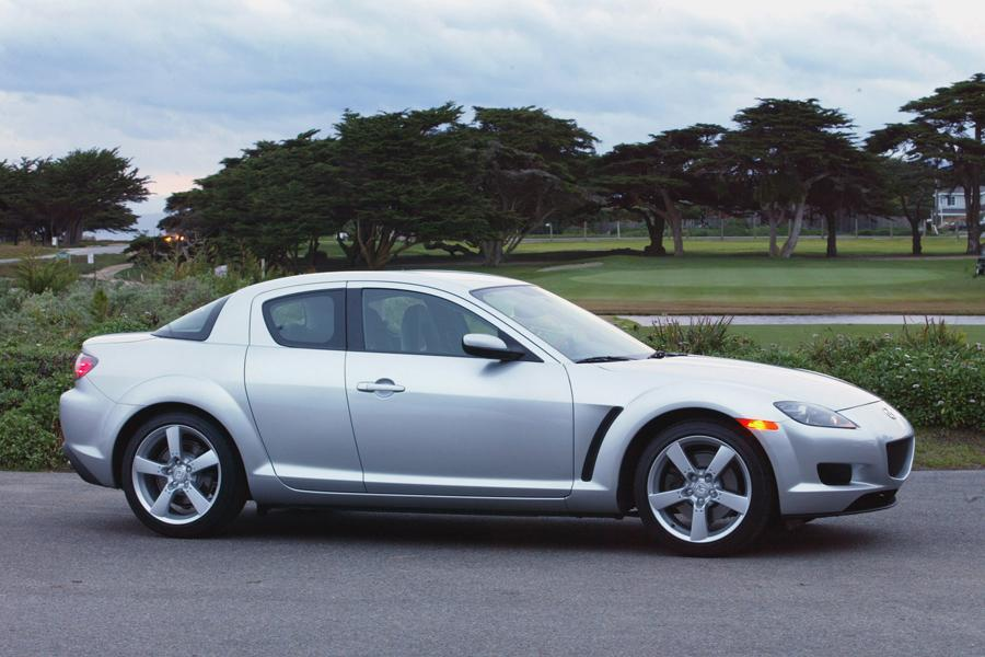 2008 Mazda Rx 8 Reviews Specs And Prices Cars Com