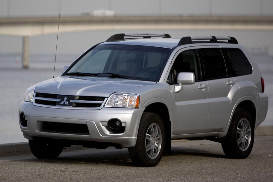 2008 mitsubishi endeavor reviews specs and prices. Black Bedroom Furniture Sets. Home Design Ideas