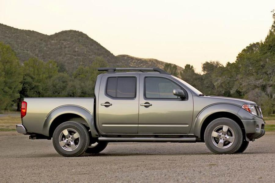 2008 Nissan Frontier Specs Pictures Trims Colors
