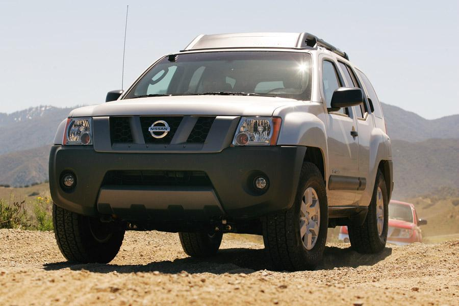 2008 nissan xterra reviews specs and prices. Black Bedroom Furniture Sets. Home Design Ideas