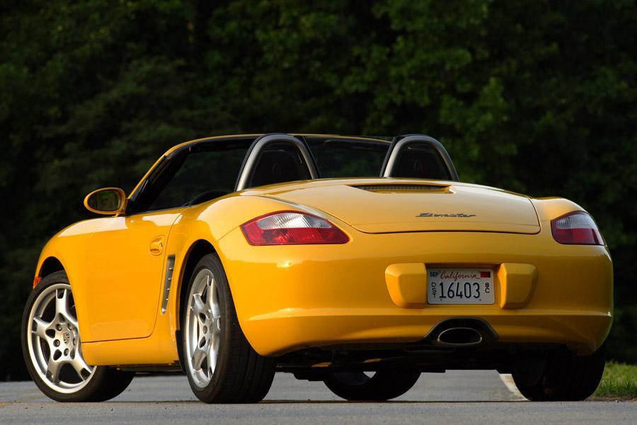 2008 Porsche Boxster Reviews Specs And Prices Cars Com