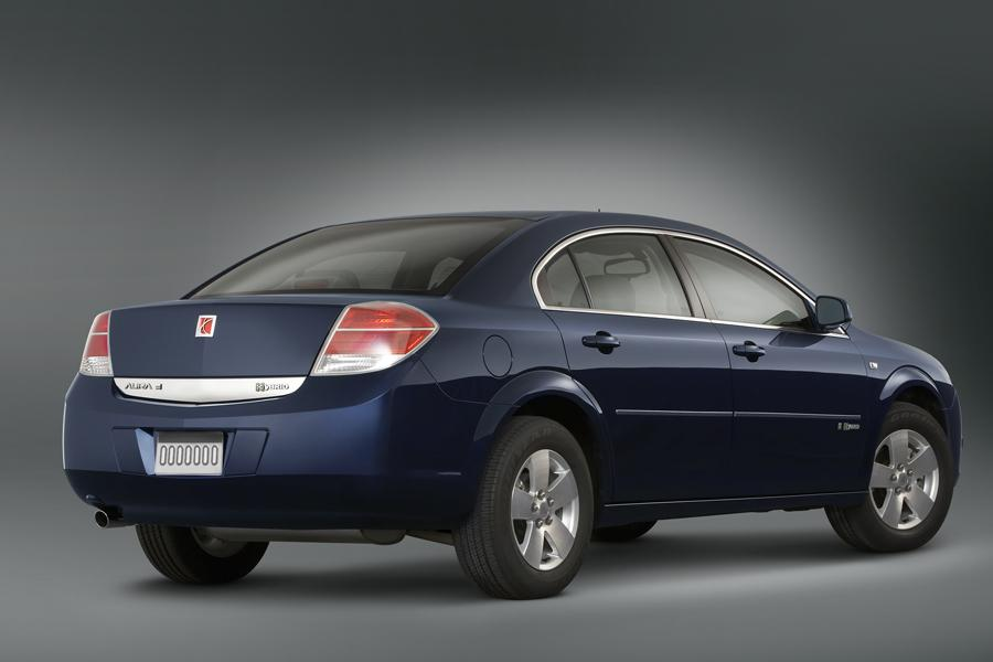 2008 Saturn Aura Reviews Specs And Prices Cars Com