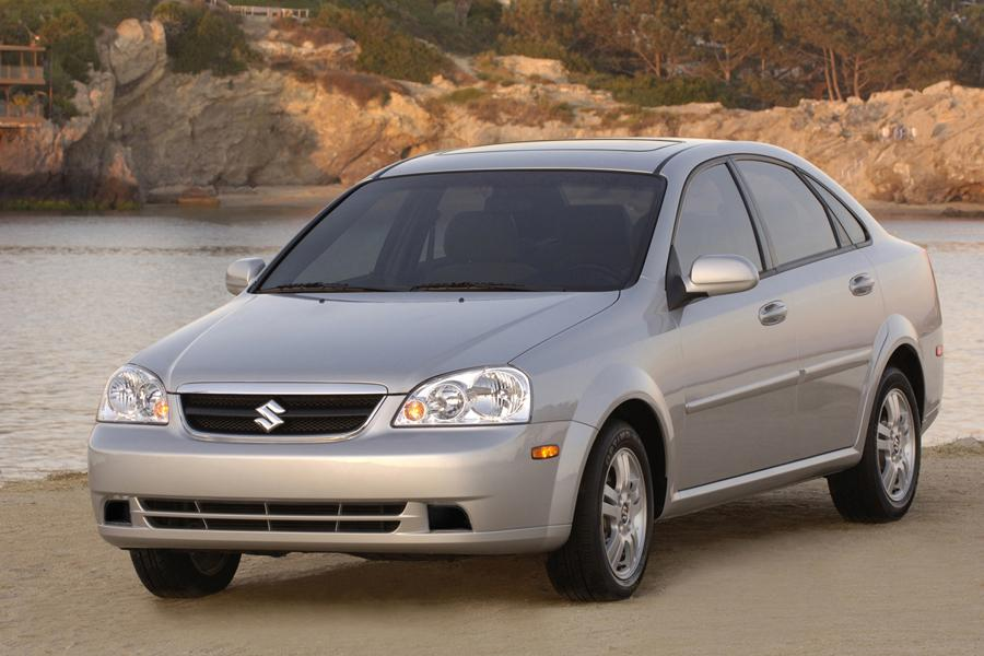 2008 suzuki forenza reviews specs and prices. Black Bedroom Furniture Sets. Home Design Ideas