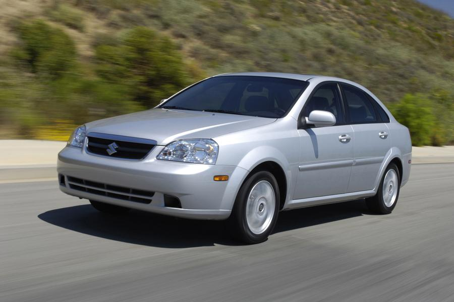 Suzuki Forenza Car Reviews