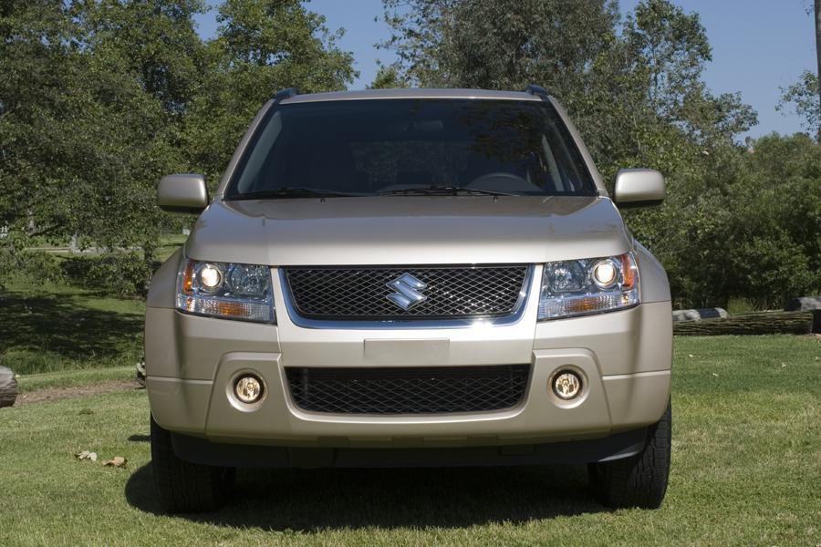 2008 Suzuki Grand Vitara Reviews Specs And Prices Cars Com