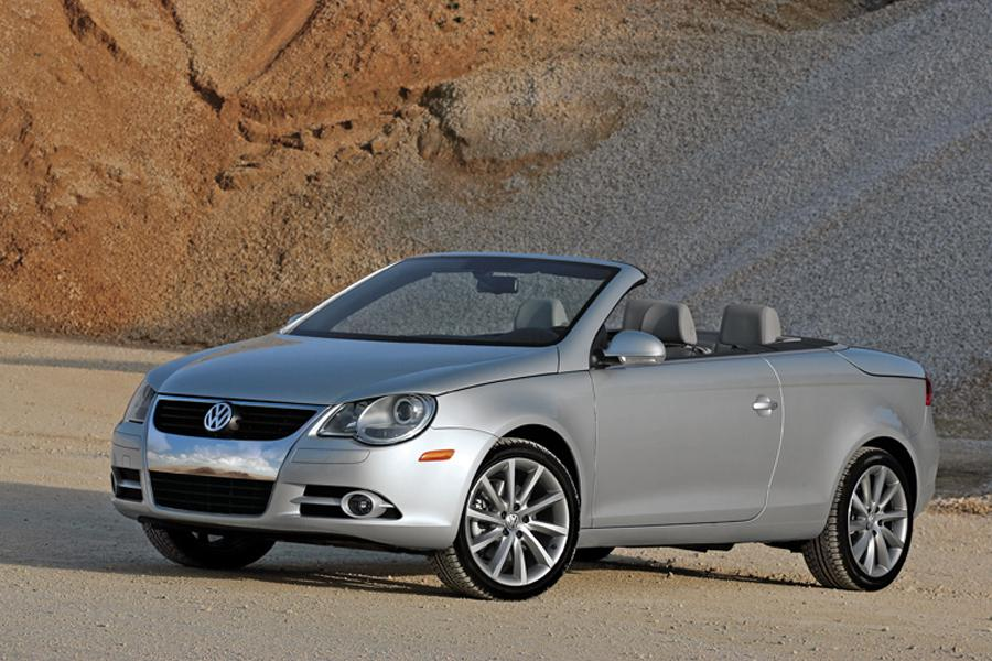 2008 volkswagen eos reviews specs and prices. Black Bedroom Furniture Sets. Home Design Ideas