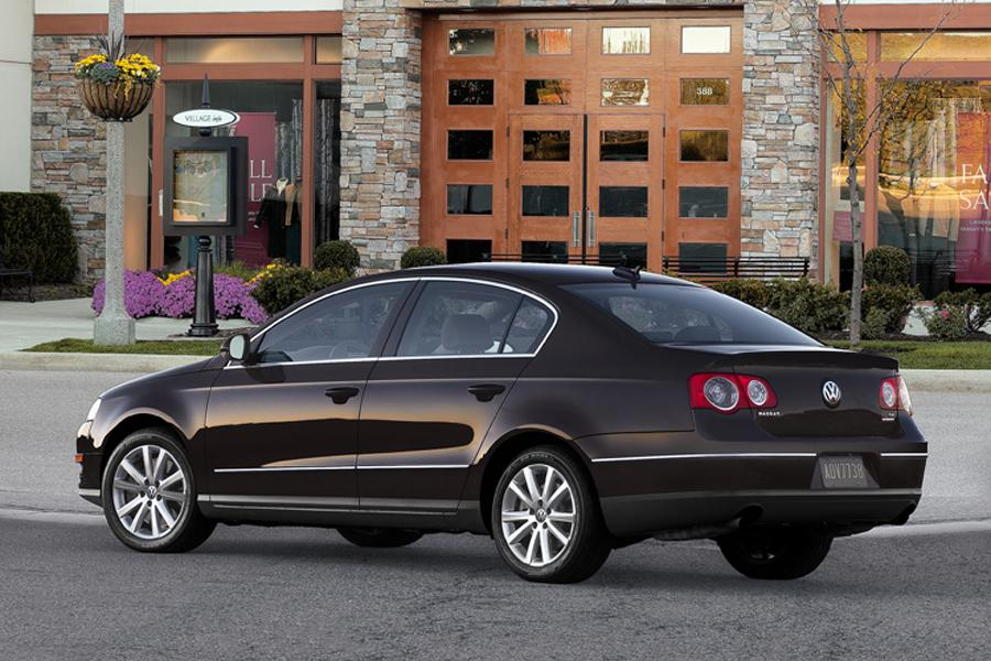 2008 Volkswagen Passat Reviews Specs And Prices Cars Com