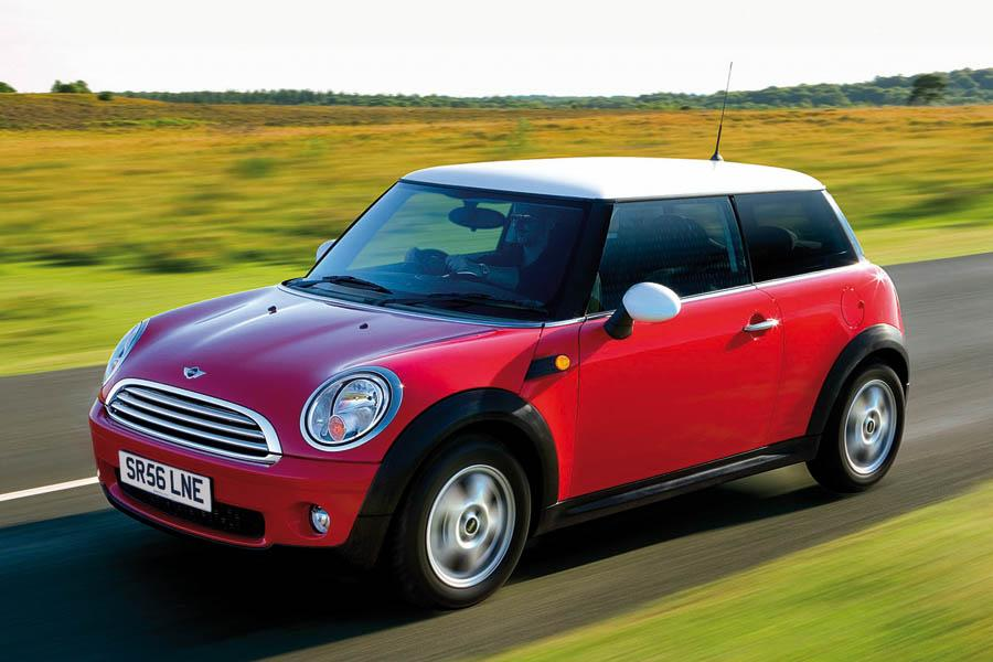 2008 mini cooper reviews specs and prices. Black Bedroom Furniture Sets. Home Design Ideas