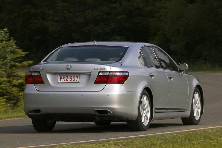 2008 lexus ls 460 reviews specs and prices. Black Bedroom Furniture Sets. Home Design Ideas