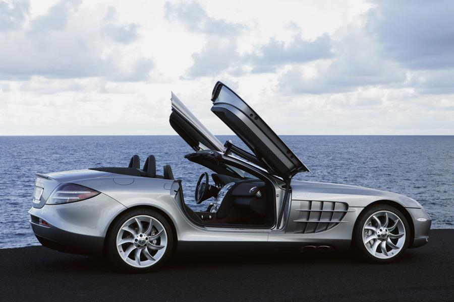 2008 mercedes benz slr mclaren reviews specs and prices for Mercedes benz slr mclaren price