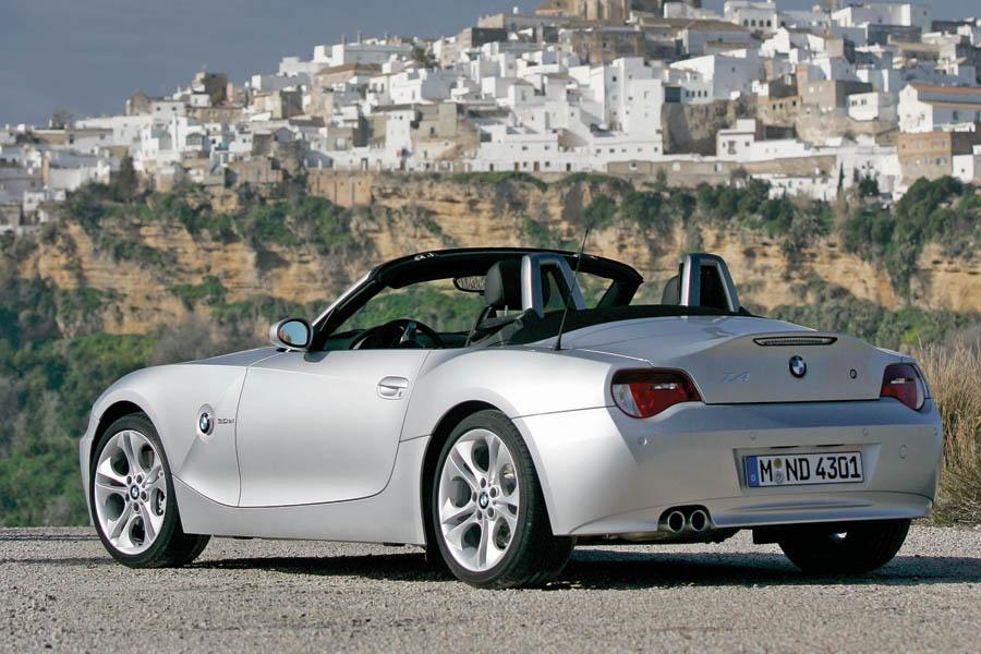 2008 bmw z4 reviews specs and prices. Black Bedroom Furniture Sets. Home Design Ideas