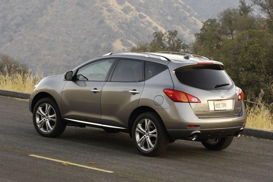 2009 Nissan Murano Reviews Specs And Prices Cars Com
