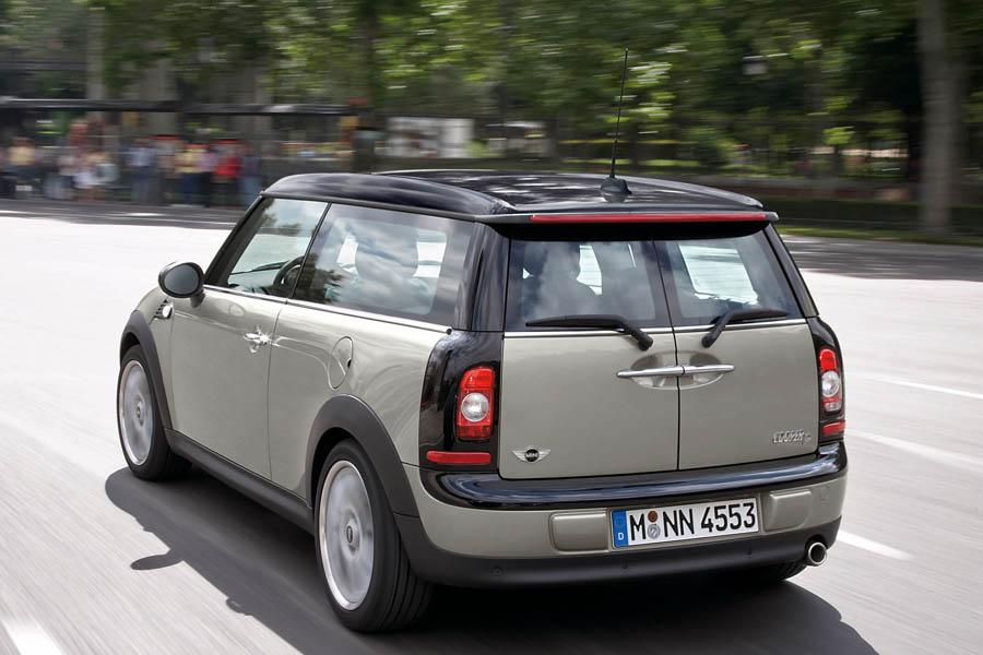 2008 mini cooper clubman reviews specs and prices. Black Bedroom Furniture Sets. Home Design Ideas