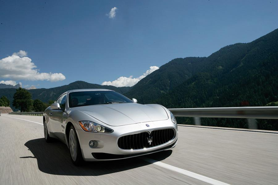 2008 maserati granturismo reviews specs and prices. Black Bedroom Furniture Sets. Home Design Ideas