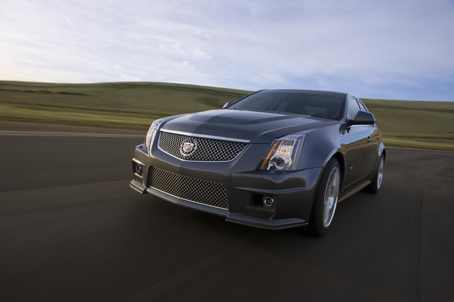 2009 cadillac cts reviews specs and prices. Black Bedroom Furniture Sets. Home Design Ideas