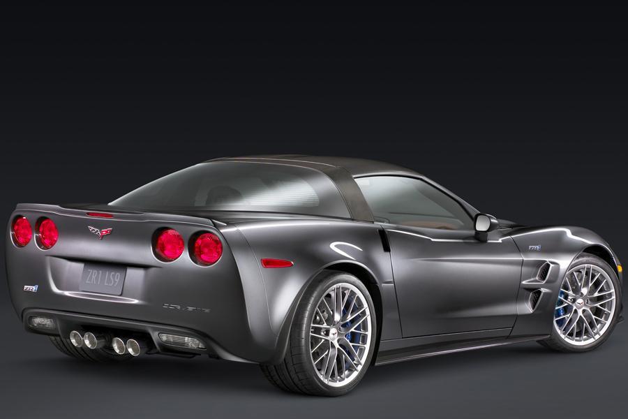2009 Chevrolet Corvette Reviews Specs And Prices