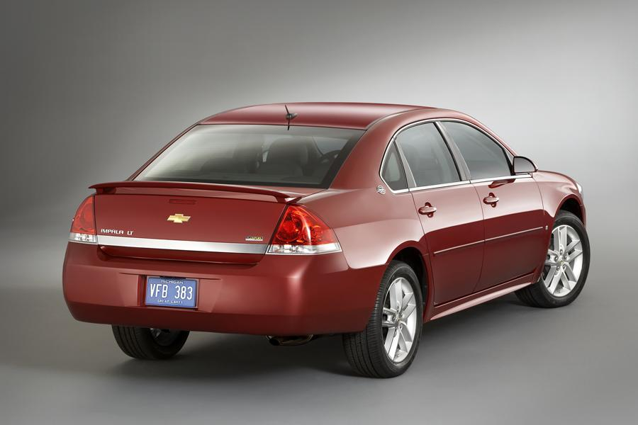 2009 Chevrolet Impala Reviews, Specs And Prices