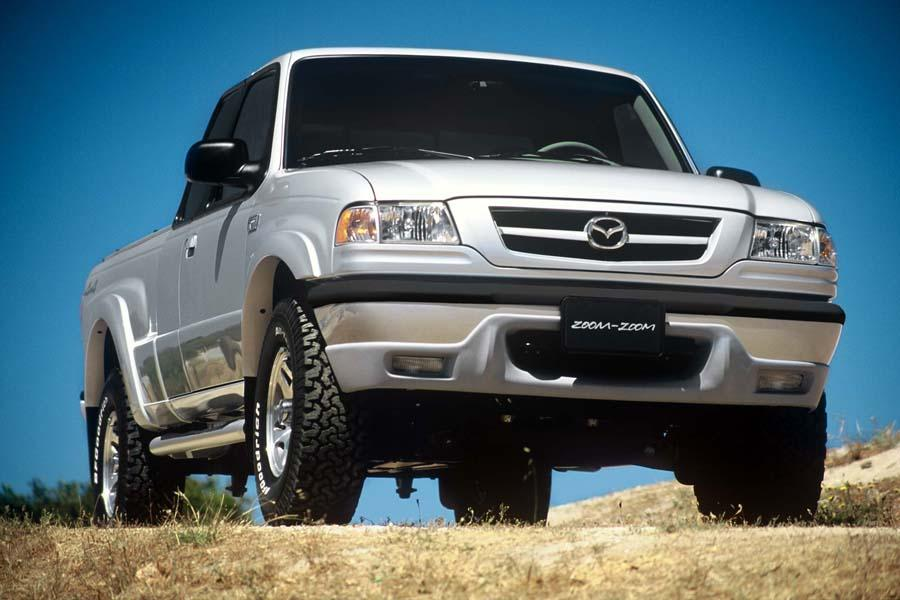 Best Suv Towing Capacity >> 2003 Mazda B3000 Specs, Pictures, Trims, Colors || Cars.com