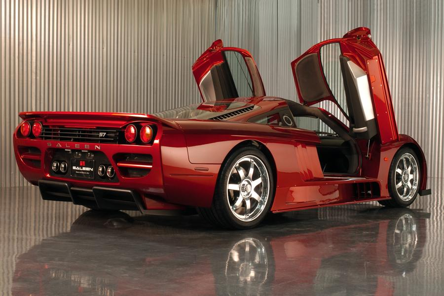 2007 Saleen S7 Reviews Specs And Prices Cars Com