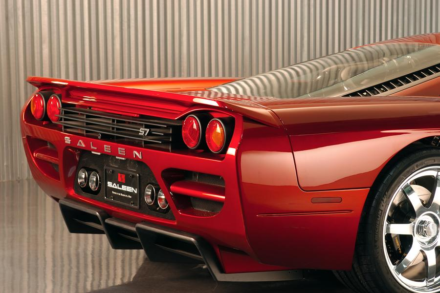2007 Saleen S7 Reviews  Specs And Prices