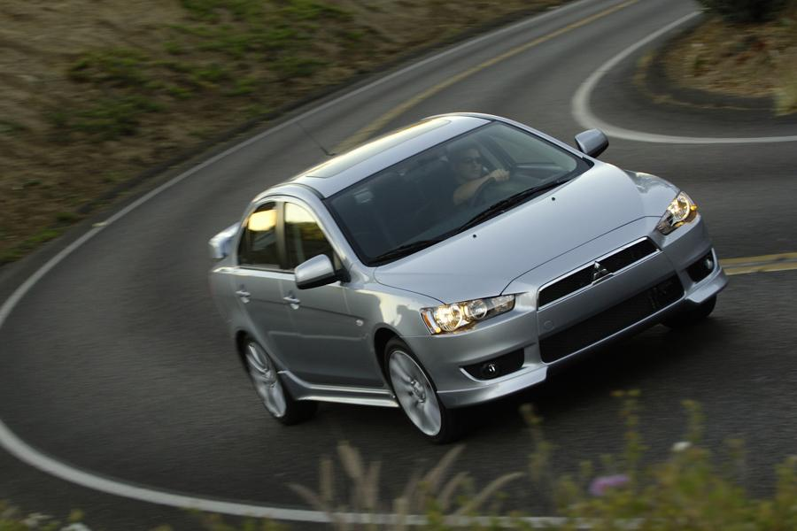 2009 mitsubishi lancer reviews specs and prices. Black Bedroom Furniture Sets. Home Design Ideas
