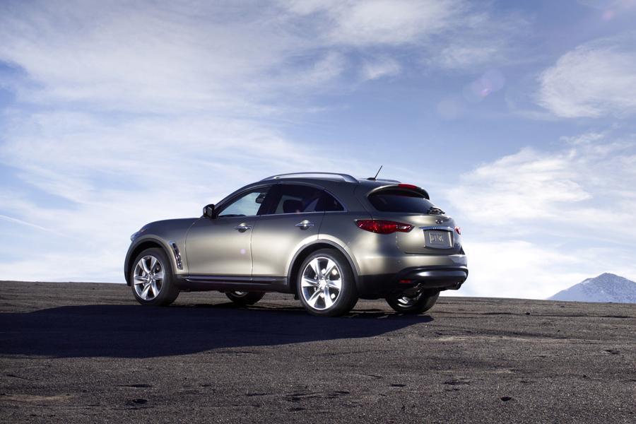 2009 Infiniti Fx50 Reviews Specs And Prices Cars Com