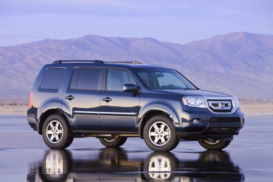 2009 Honda Pilot Reviews Specs And Prices Cars Com