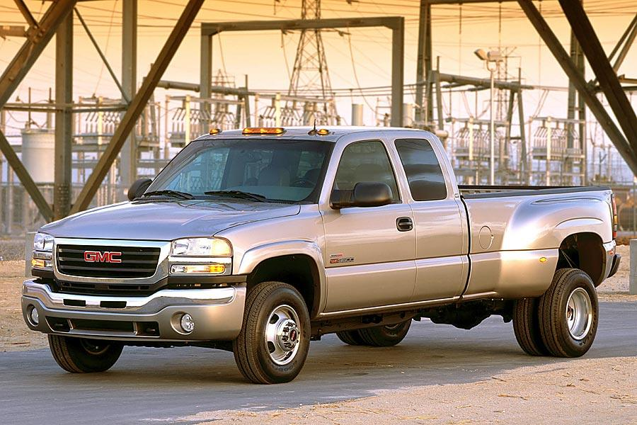 2006 gmc sierra 3500 reviews specs and prices. Black Bedroom Furniture Sets. Home Design Ideas